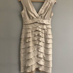 Champagne Special Occasion Dress